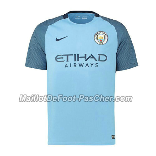 Maillot Manchester City 2016/2017 Domicile