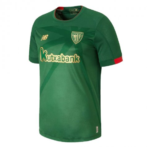 Maillot Bilbao Athletic Exterieur 2019 2020