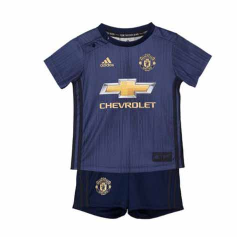 Maillot Manchester United Enfant Third 2018 2019