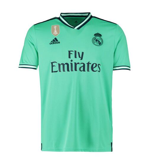 Maillot Real Madrid Third 2019 2020