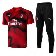 Polo Ac Milan Rouge 2019