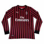Maillot Ac Milan Ml Domicile 2019 2020
