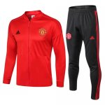 Vestes Man United All Rouge 2019