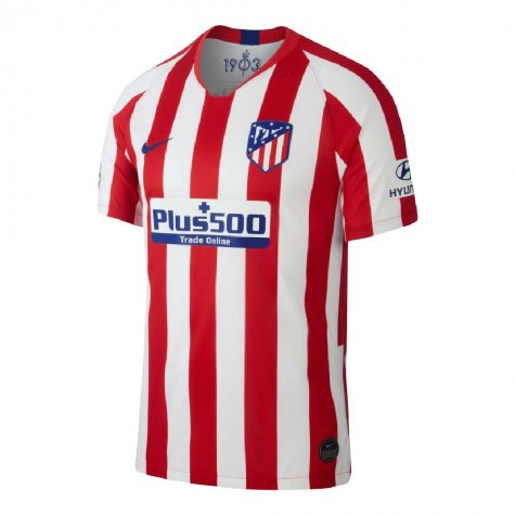 Maillot Atletico Madrid Domicile 2019 2020