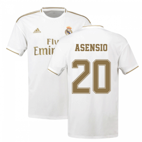 Maillot Real Madrid Asensio 20 2019 2020