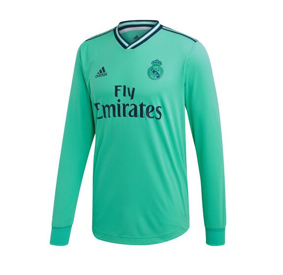 Maillot Real Madrid Ml Third 2019 2020