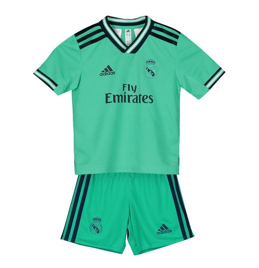 Maillot Real Madrid Enfant Third 2019 2020