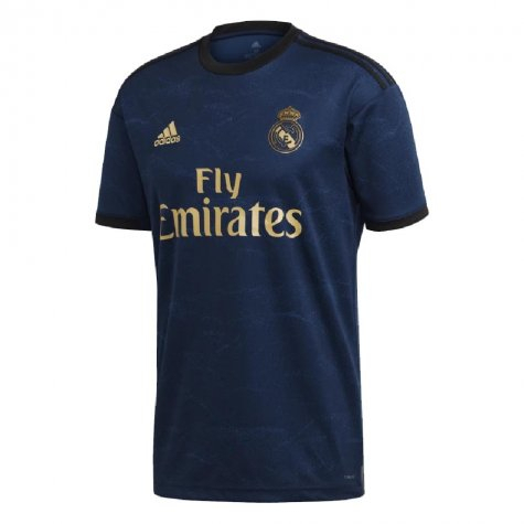 Maillots Real Madrid Exterieur 2019 2020