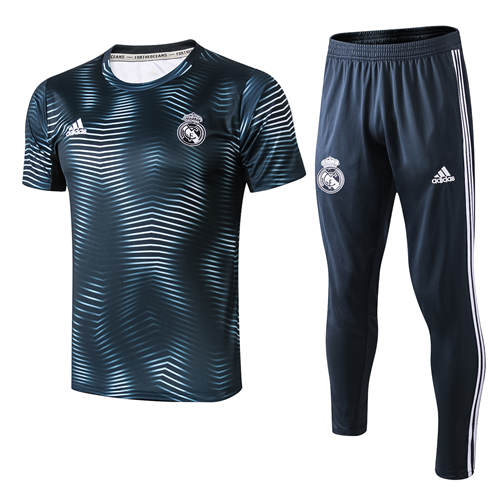 Polo Real Madrid Dark Bleu 2019
