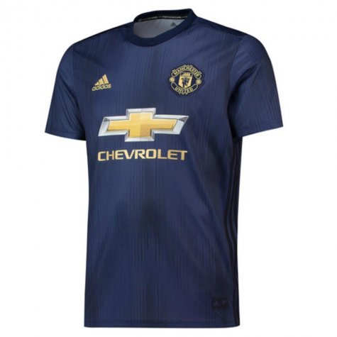 Maillot Manchester United Third 2018 2019