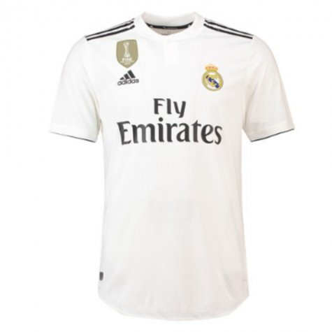 Maillot Real Madrid Domicile 2018 2019