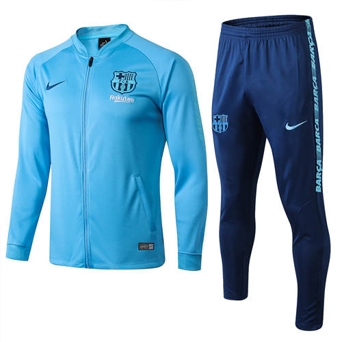 Vestes Barcelone Light Bleu A 2019