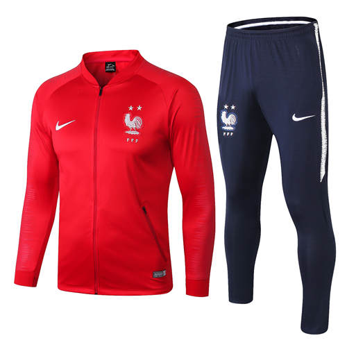 Vestes France Big Rouge 2019