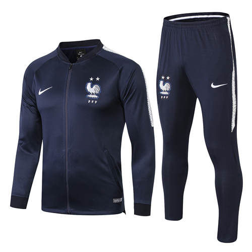 Vestes France Dark Bleu 2019