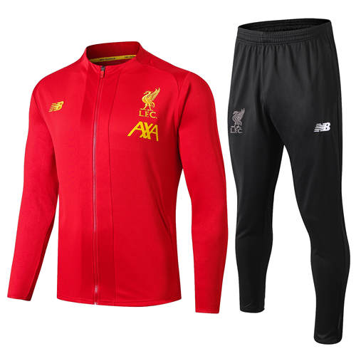 Vestes Liverpool Rouge 2019