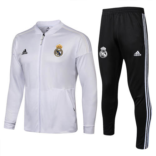 Vestes Real Madrid All Blanc 2019