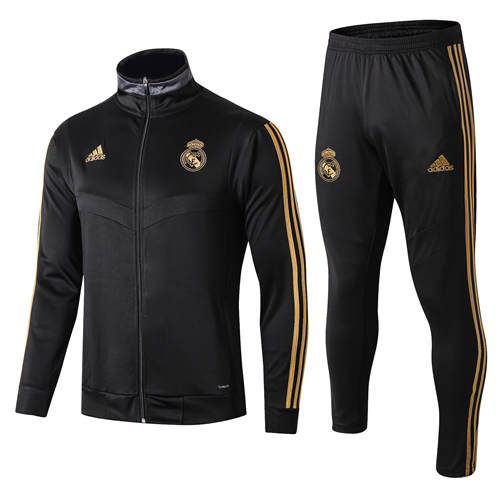 Vestes Real Madrid Noir 2019