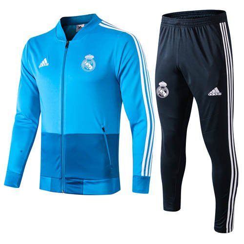 Vestes Real Madrid Bleu 2019