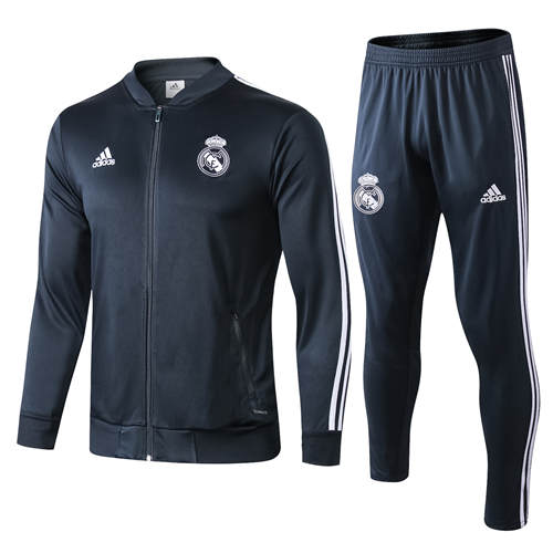 Vestes Real Madrid Dark Gris 2019
