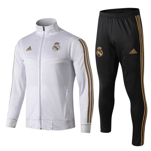 Vestes Real Madrid Blanc 2019